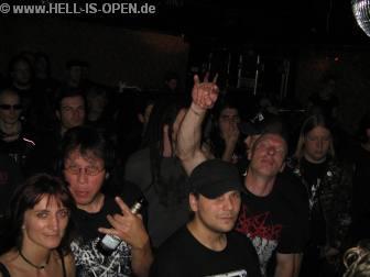 Fans bei Deströyer 666