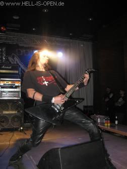 POST MORTEM aus Berlin mit fuckin old school Death Metal