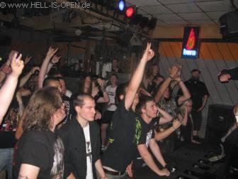 Fans bei ROMPEPROP