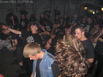 Fans bei Purgatory