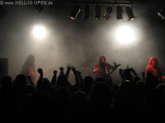 Suicidal Angels Thrash Metal aus Griechenland