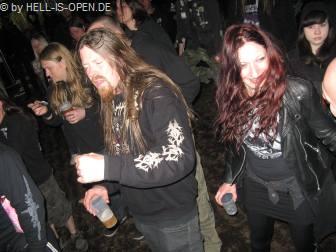Tomas & Eva bei  Malevolent Creation