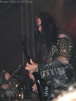 Nifelheim mit Black Metal aus Schweden
