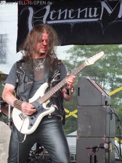 Venenum mit Black Metal aus Deutschland