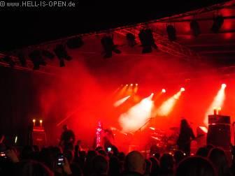 Ascension mit Black Metal aus Deutschland
