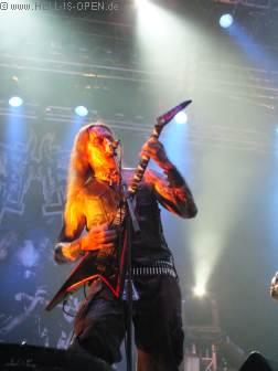 BELPHEGOR mit Black Metal aus Österreich