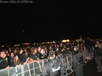 Fans bei AT THE GATES