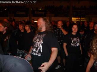 Fans bei Sinister