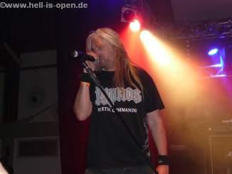 Mister van Drunen, Hail of Bullets
