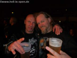 Beers, Metal & Friends