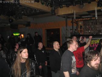 Fans bei Krisiun