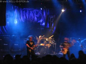 AUTOPSY Death Metal der ganz alten Schule aus den USA
