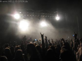 BOLT THROWER spielen zum 25 jährigen Jubiläum Death Metal aus UK at it's best