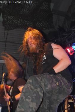 DEMONICAL mit geilem Death Metal aus Schweden