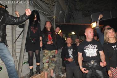 Fans bei MALEVOLENT CREATION