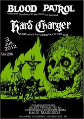 Flyer vom Konzert