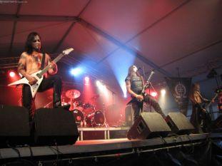 Hate, einer der besten Gigs auf dem Metalfest!