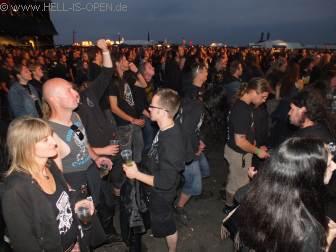 Fans bei Vallenfyre