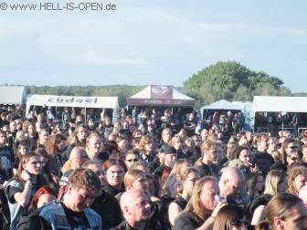 Fans bei Dark Fortress