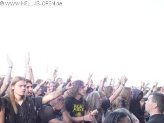 Fans bei Toxic Holocaust