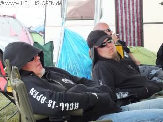 Samstag ein Mittagschläfchen