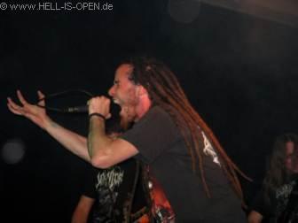 Eraserhead aus Limburg und Mainz mit groovy Death Metal