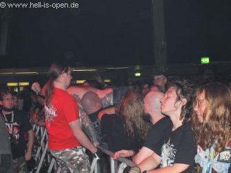 Fans bei ENTRAILS