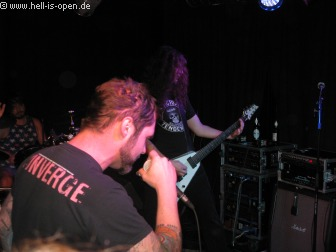 Teenage Deathexplosion aus Karlsruhe mit Death Metal / Grindcore / Gristlemash