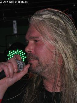 ASPHYX Sänger Martin van Drunen
