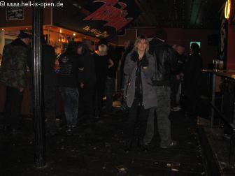 Aftershowparty im Florinsmarkt 4:48 Uhr