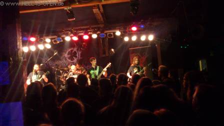 Fragments of Unbecoming geben ihre Release Party