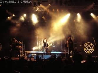 NECROPHOBIC Death Metal aus Schweden