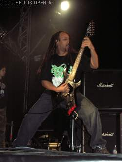 Suffocation @ Party.San 2005