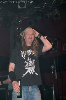 Grand Supreme Blood Court Sänger Martin van Drunen (ASPHYX / Hail of Bullets)