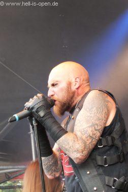 Naglfar mit Black Metal aus Schweden