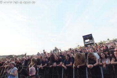Fans bei Naglfar