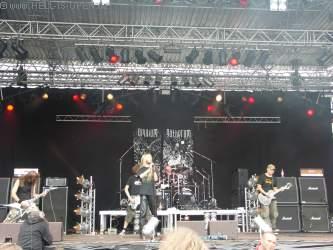 OMNIUM GATHERUM Thrash Metal aus Finnland