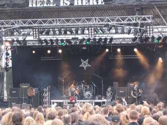 ENTHRONED Black Metal aus Belgien