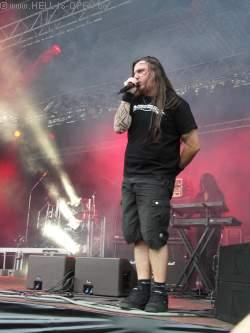 GRAVEWORM Death/Black Metal aus dem deutschsprachigen Italien (Tirol) Stefan Fiori