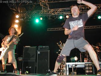 Napalm Death, Party-san 2005