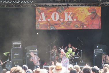 A.O.K. Salatschlacht