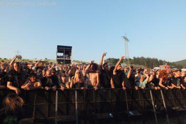 Fans bei Ektomorf