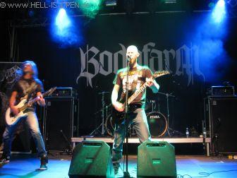 Bodyfarm begeistern mit Death Metal aus den Niederlanden