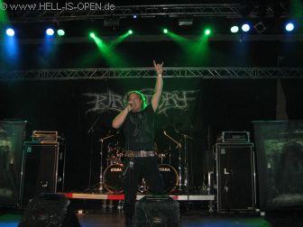 Purgatory mit Death Metal aus Deutschland