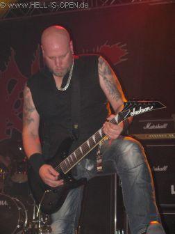 Grave mit Death Metal aus Schweden