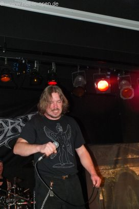 Frontmann Dreier von Purgatory