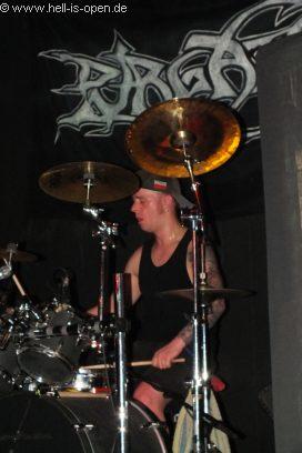 Purgatory Schlagzeuger Lutz