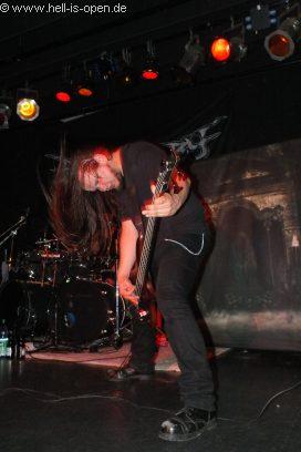 Purgatory Bassist Peter