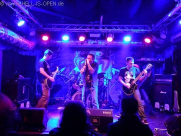 GOREGAST mit Death Metal / Grindcore