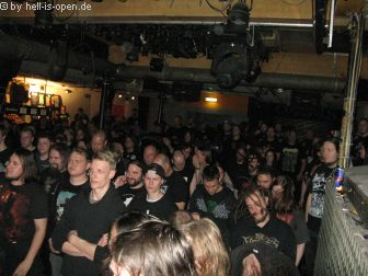 Fans bei Aborted